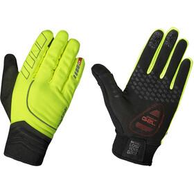 GripGrab Hurricane fietshandschoenen geel/zwart